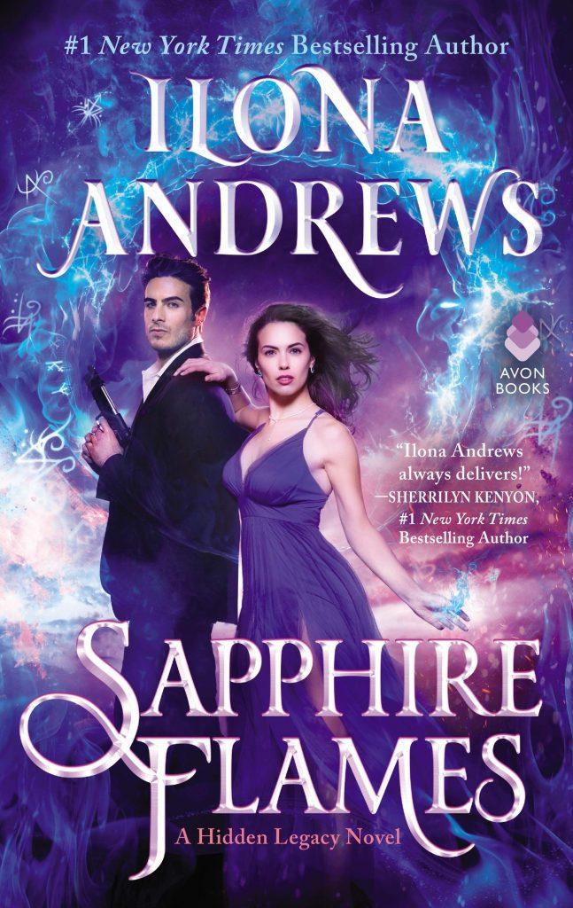 Sapphire Flames - Ilona Andrews